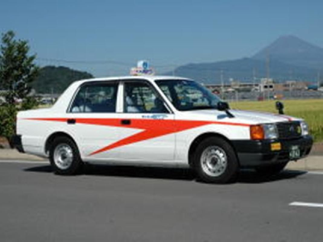 Historical Sightseeing Private Taxi Tour from Mishima City
