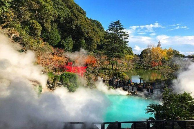 Beppu Half-Day Private Trip with Nationally-Licensed Guide