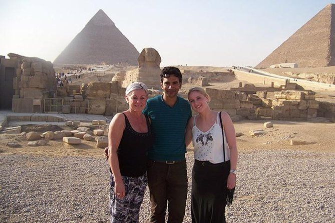Cairo Day Tours From Hurghada By Flight