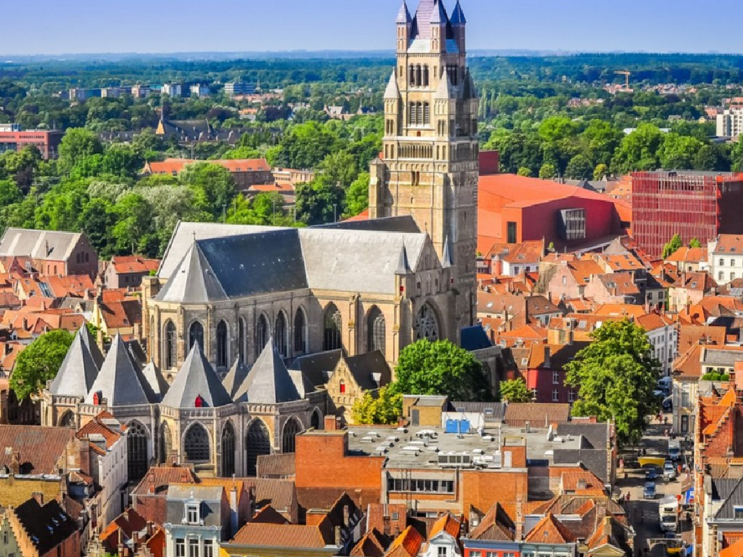 Bruges One Day Tour from Amsterdam