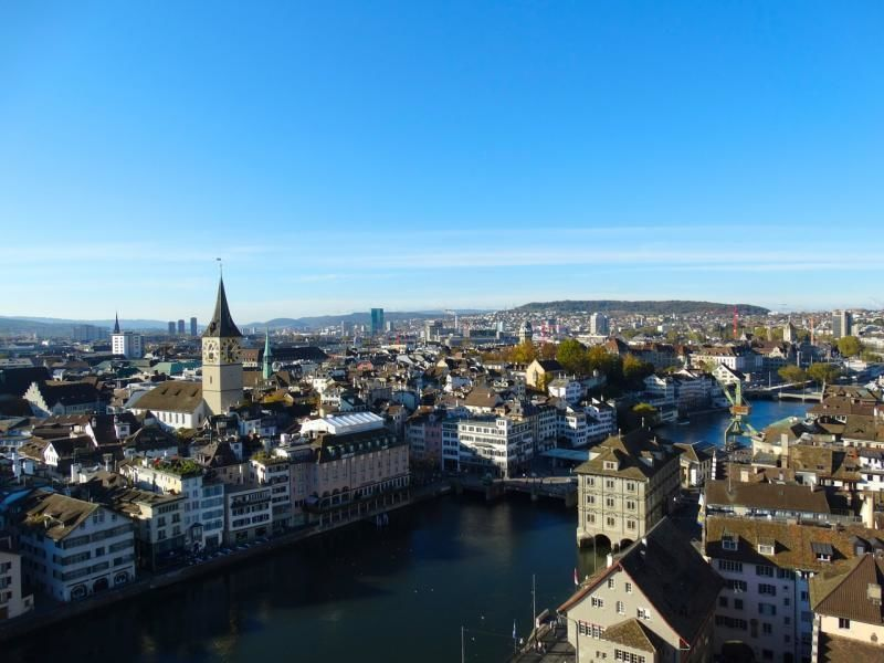 Zurich Connect & Inspire Intensely-Sightseeing and Introduction - 24hrs!
