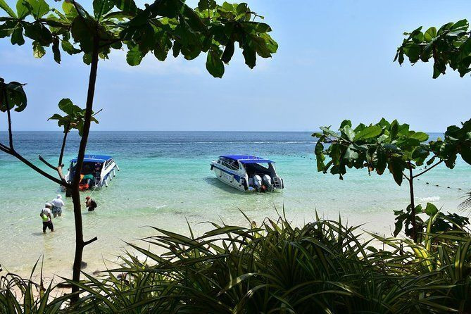 Private Phi Phi Island Speed Boat Tour by Sea Eagle from Krabi