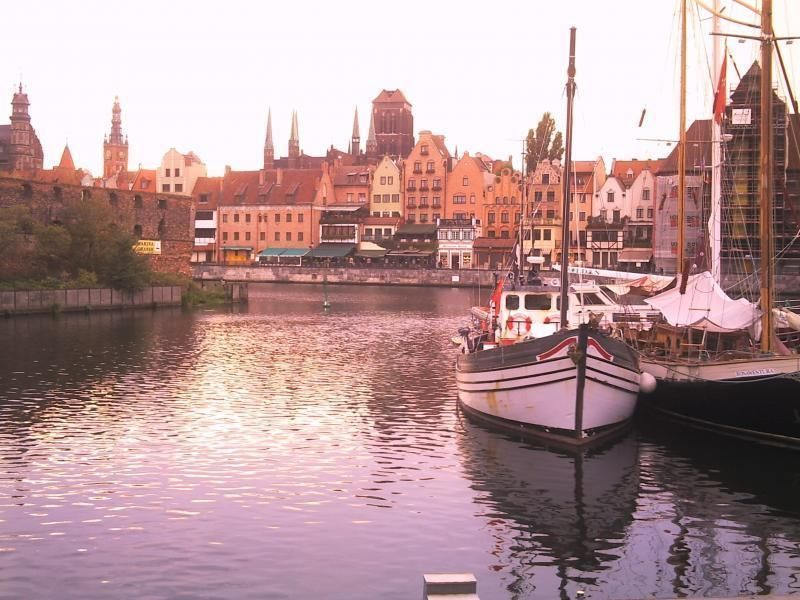 Walking Tour through the Main Town of Gdansk