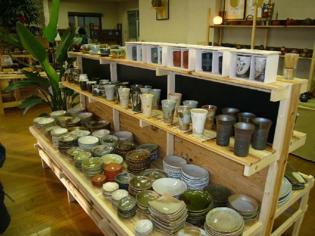 Simple Tokoname Ceramics Workshop in Tokoname City