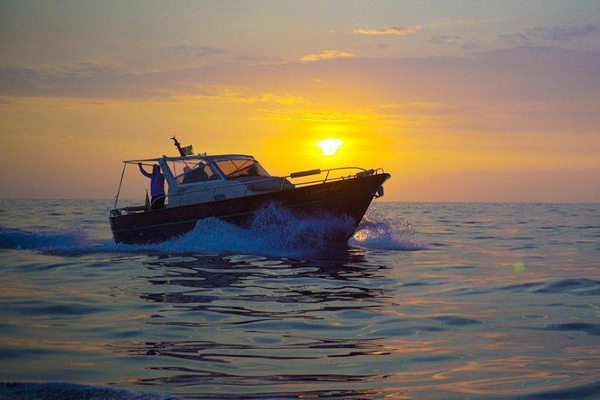 SUNSET BOAT TOUR - from Sorrento
