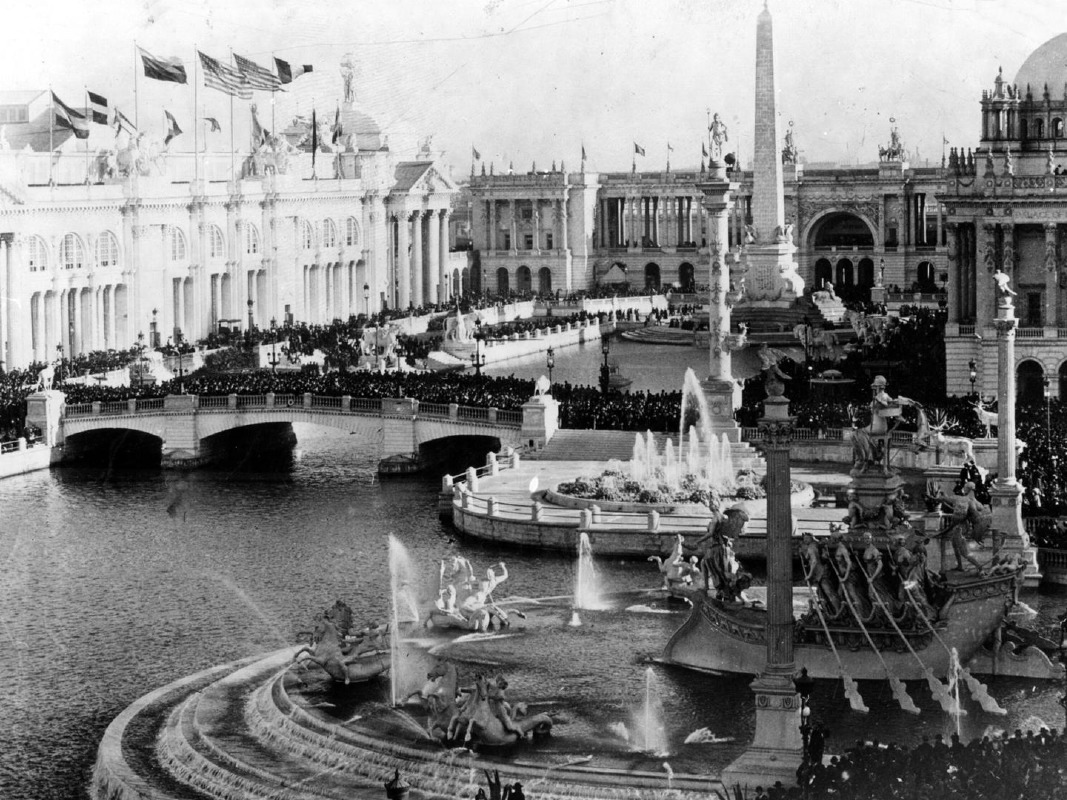 Chicago 1893 World's Fair Tour, History and Architecture Guided Walking Tour