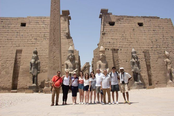 Day tour to Luxor from Safaga port