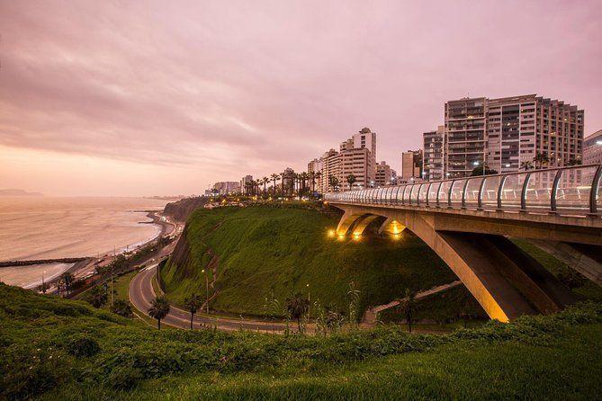 Half Day city tour of Lima, Peru