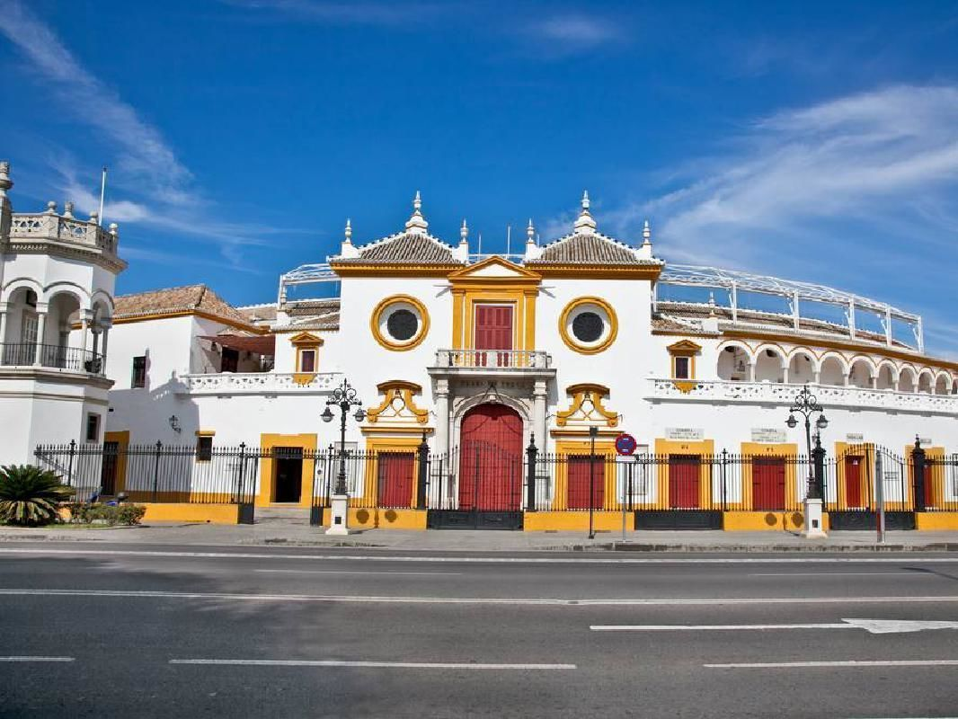 Seville Walking Tour with Local Guide and Wine Tasting