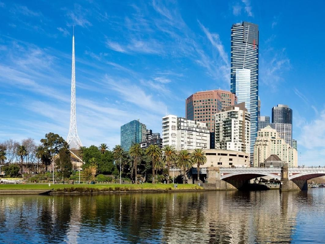 Afternoon Melbourne Highlights Tour with Visit to St. Kilda