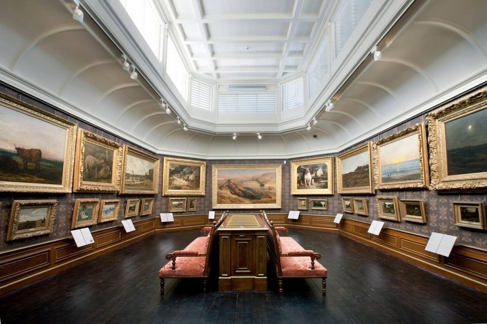 The Hague: Entrance Ticket to the Mesdag Collection