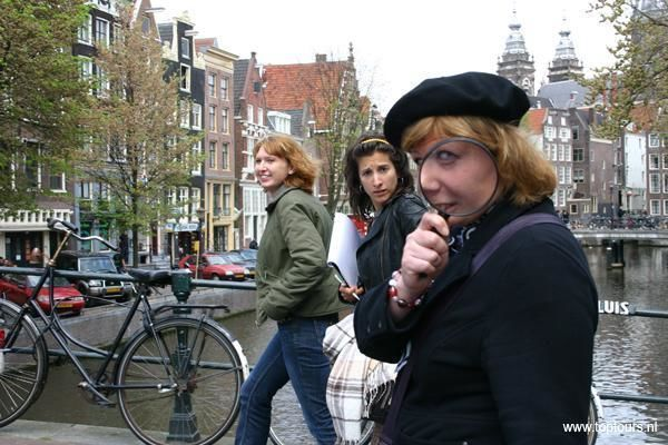 Puzzle Game 'Welcome to Amsterdam'- Game Walk