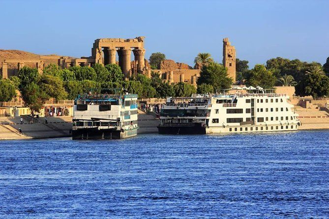 From Marsa Alam -5 Days Nile Cruise From Luxor to Aswan with Guide & Transfers