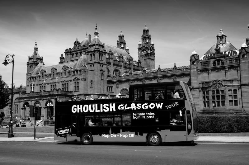 2 Day-Ticket: Glasgow Hop-on Hop-off City Tour