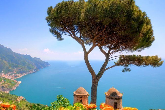Gems of the Amalfi coast from Sorrento