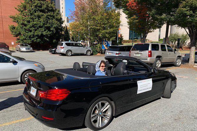 Convertible Car Tour of Atlanta