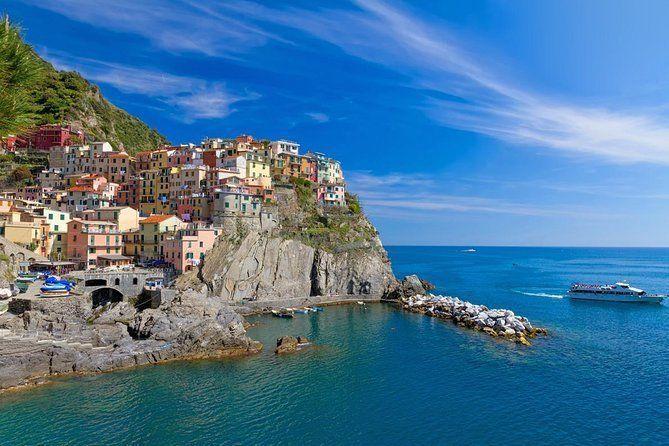 Private Tour: Cinque Terre from La Spezia