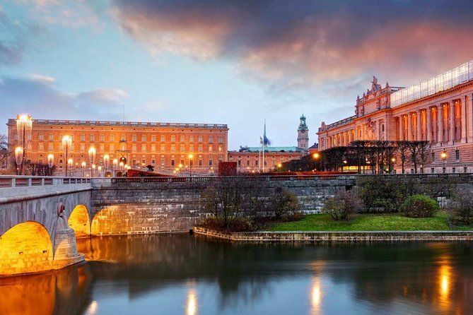 Stockholm VIP City tour with Vasa museum by Luxury car and private guide