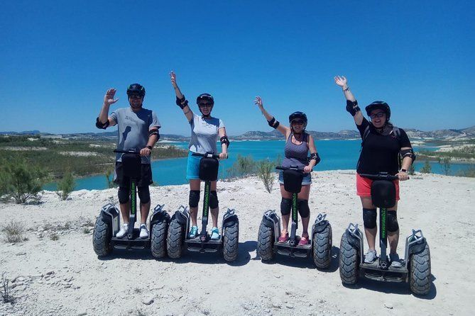 SEGWAY SAFARI TOUR : The Blue Lake & Natural Park