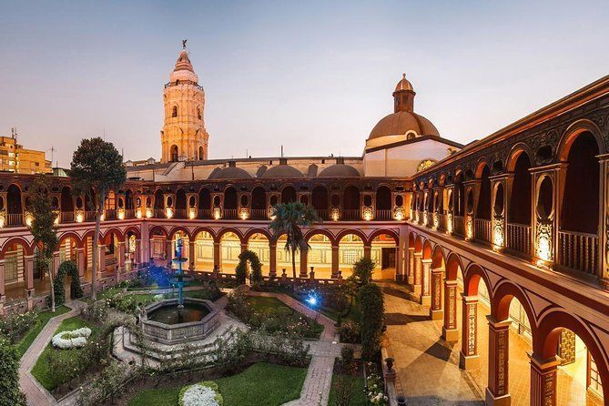 Half day: Colonial and modern Lima city tour
