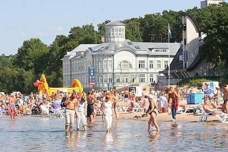 Jurmala - the city on the wave