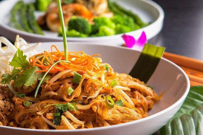 Thai Cooking Class with Local Market Tour in Koh Samui