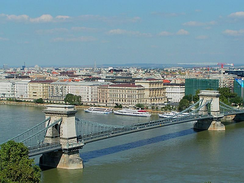 Three-hour walking tour Budapest