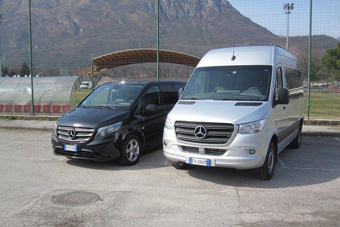 Lecco/Malgrate/Valmadrera/Abbadia L. to/from Malpensa Apt (private transfer)