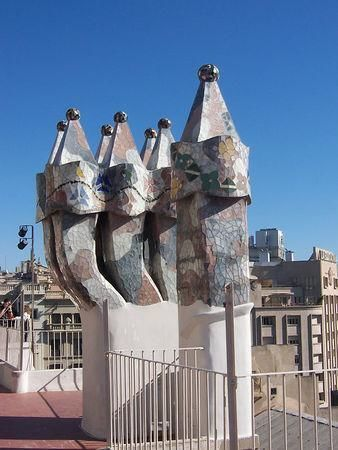 Half-day tour Barcelona - Gaudí tour