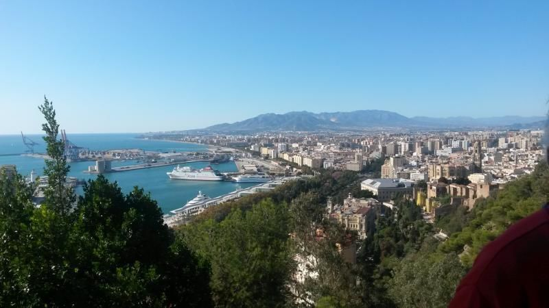 "City tour Malaga - ""tailor made"""