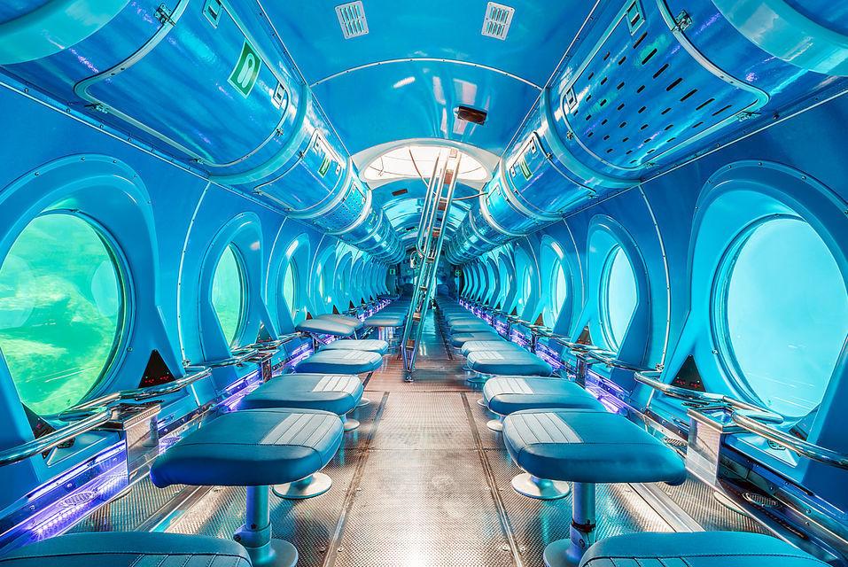 40-Minute Submarine Tour in Mogán