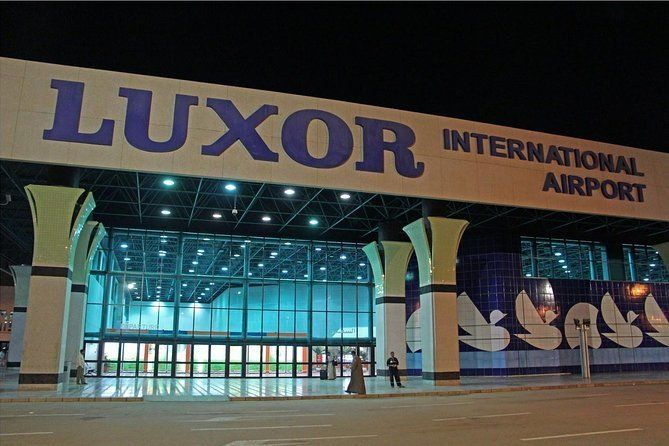 Luxor Airport Pickup Transfer