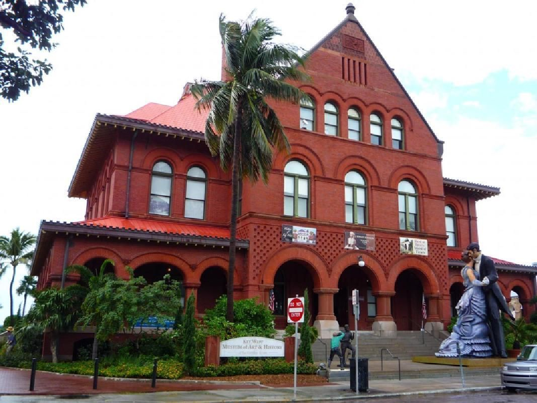 Key West Full Day and Conch Train Tour from Fort Lauderdale