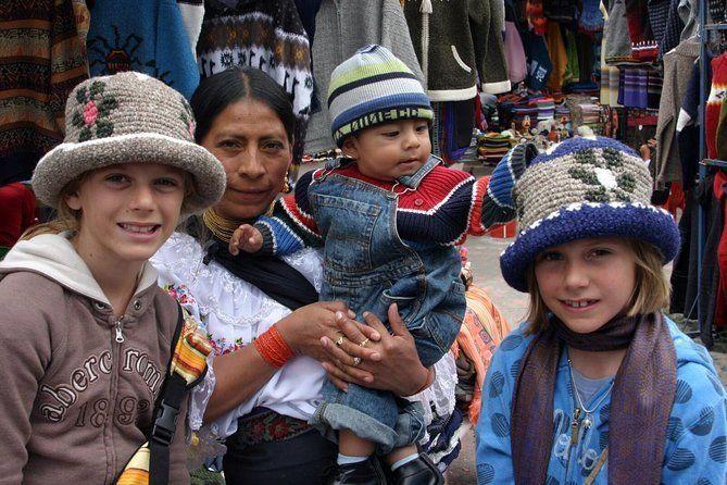 Otavalo Day Trip from Quito: Craft Market and Parque Condor
