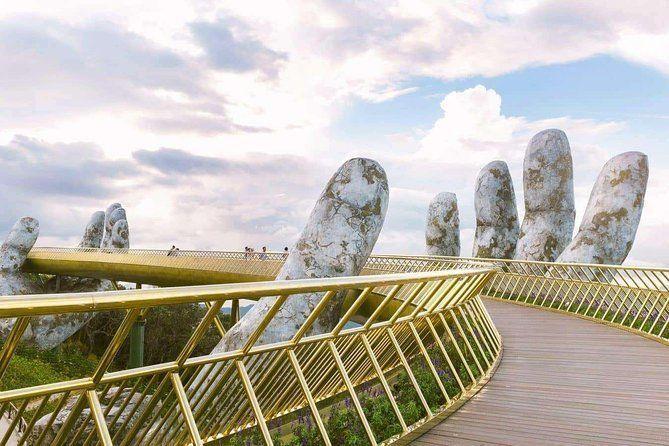 Venus Travel - Ba Na Hills - Golden Bridge