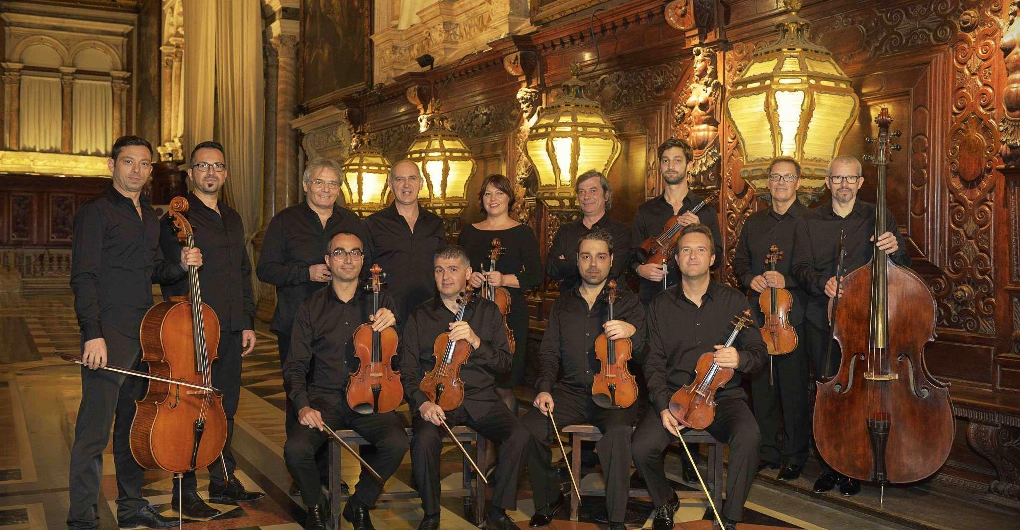 Venice: Classical Music Concert at Church of San Vidal