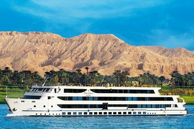 Nile Cruise package from Luxor