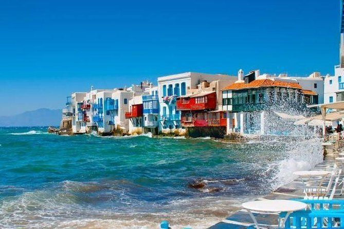Best of Mykonos island, 4 hours private tour