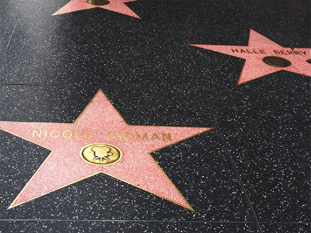 Hollywood City & Movie Stars' Homes Tour