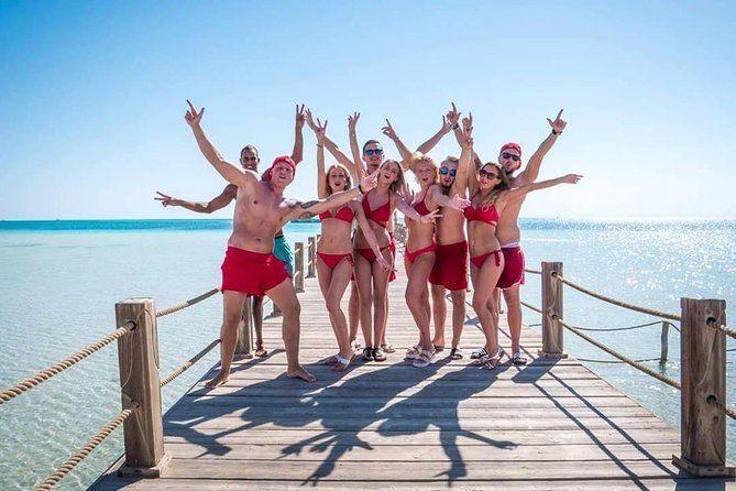 Orange Bay Island Snorkeling Trip From Hurghada