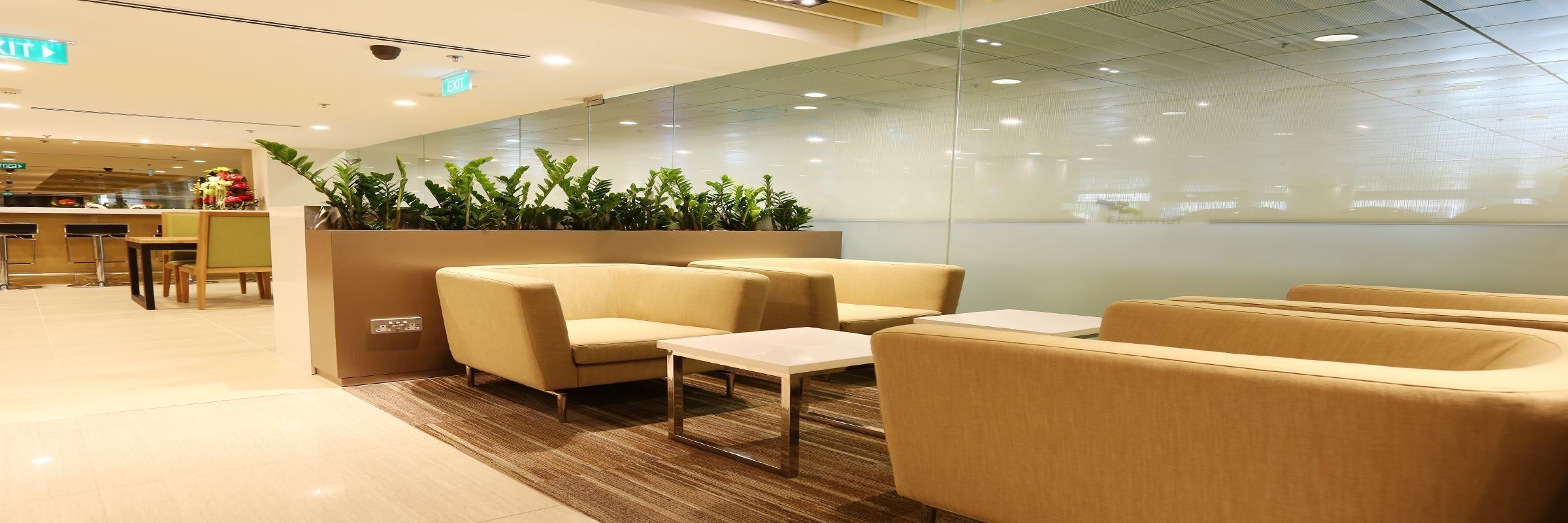 The Haven Single Nap Room at Changi Airport