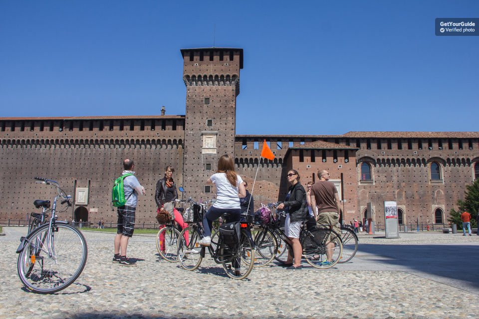 The Bike Tour of Milan