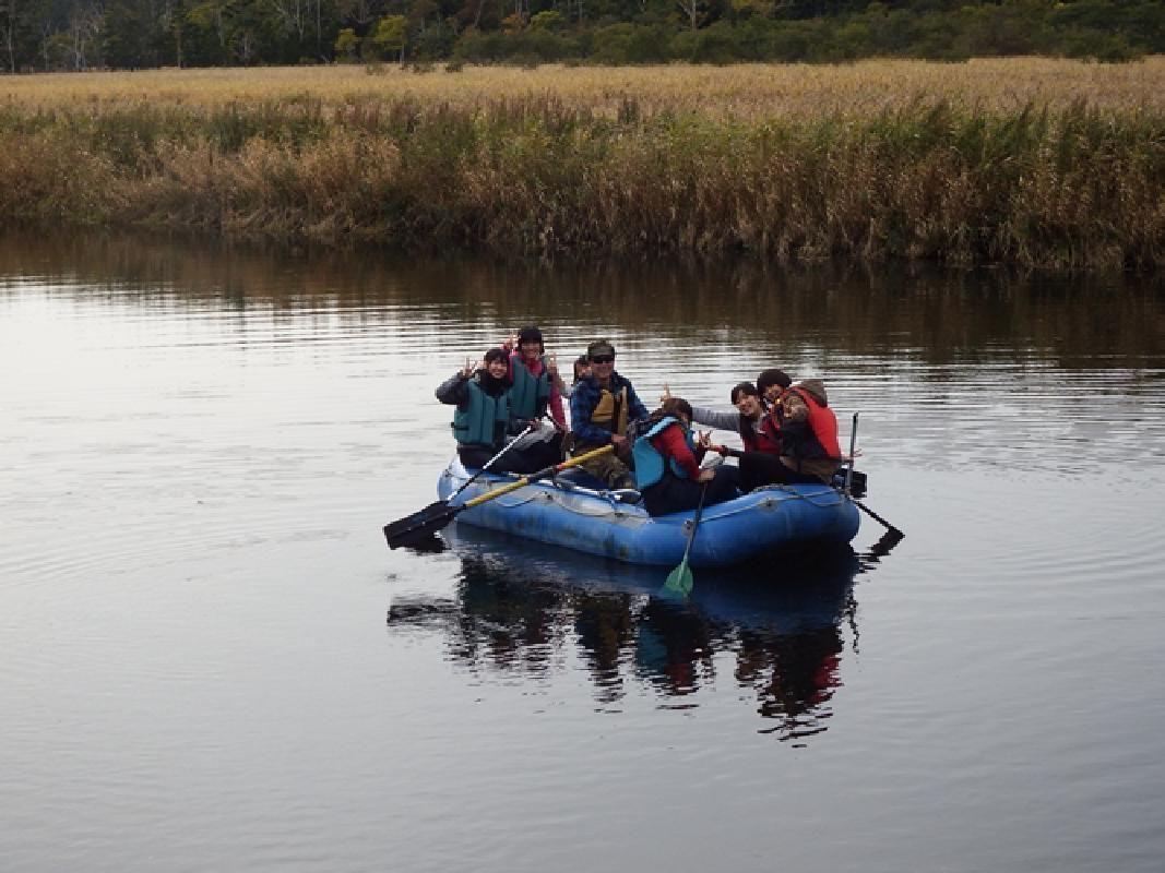 Drift Boat Nature Tour and Fishing in Nemuro