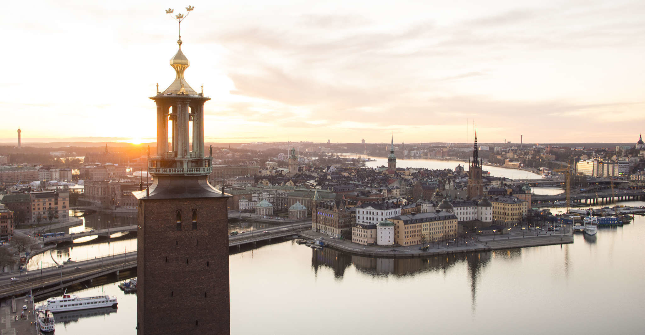 Stockholm: Guided City Hall Tour