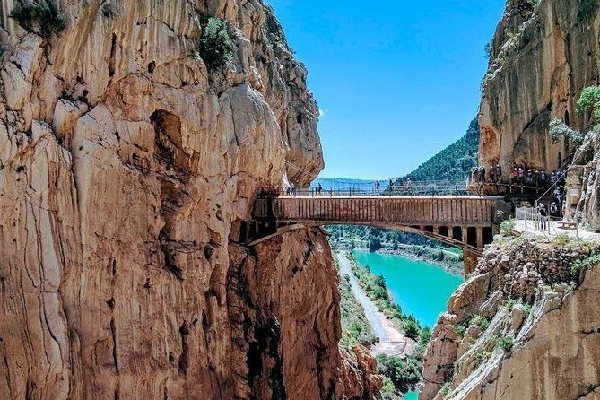 Guided Tour: Caminito del Rey from Malaga