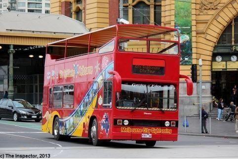 Hop-on/Hop-off City Tour Melbourne - 24h ticket