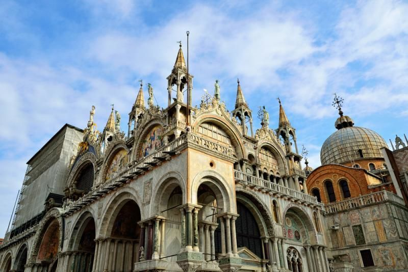 Guided tour of St Mark's Cathedral - The Golden Basilica