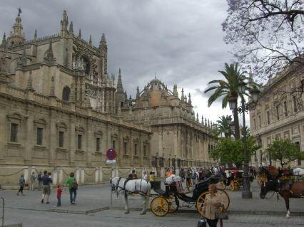 Sevilla Hop-on/ Hop-off City Tour - 24h ticket