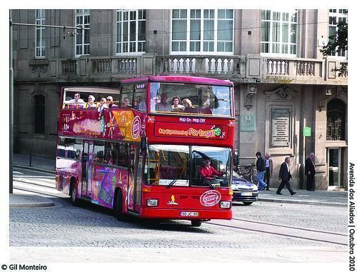 Funchal Hop-on/ Hop-off City Tour - 24h ticket