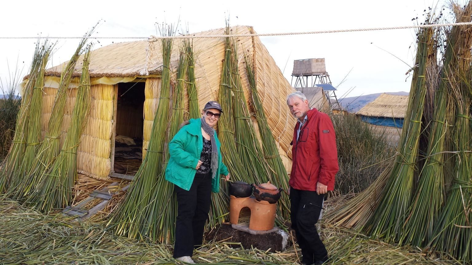 Half-Day Tour to Uros Floating Islands from Puno